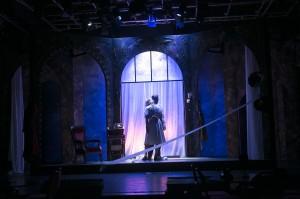 """Nora Bussenius inszeniert die Komoedie """" Sechs Tanzstunden ... """" am Theater der Altmark, Stendal. Premiere: 26. September 2015."""